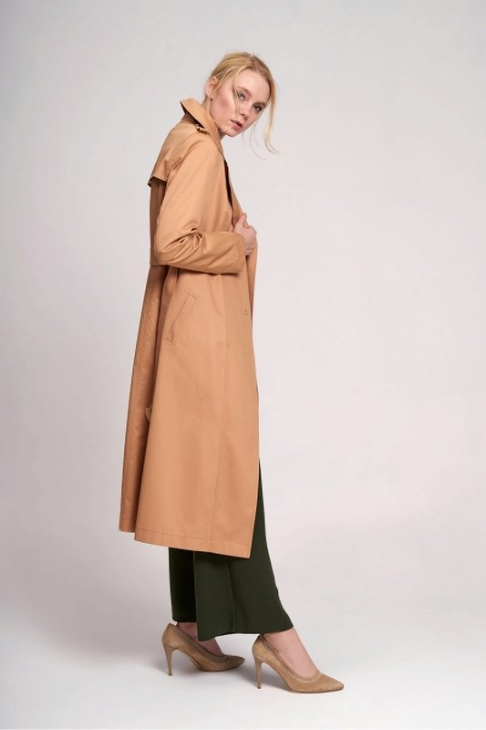 1003 TRENCH - CAMEL
